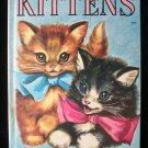 Kittens Rand McNally Storytime Book Stahlmann Opitz HC