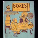Boxes Jean Merrill Cardboard Zorn Brothers Business HC