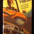 Hank Dorothy Broderick Teen Fiction Vintage HCDJ 1966