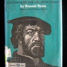 Verrazano Explorer of the Atlantic Coast Ronald Syme HC