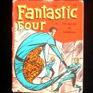 Fantastic Four The House of Horrors Vintage Comic HC