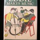 Eddie Makes Music Carolyn Haywood Vintage HCDJ 1957