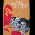 Who Discovered America Patricia Lauber Columbus 1492 HC
