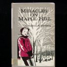 Miracles on Maple Hill Virginia Sorensen Vintage 1956