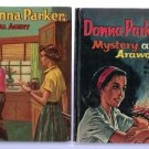 Donna Parker Special Agent On Her Own Lot of 3 Martin