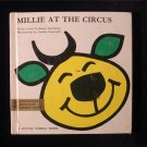 Millie at the Circus Karen Gunthrop Cassinelli Vintage