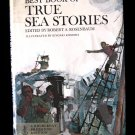 Best Book of True Sea Stories Rosenbaum Komoda HCDJ