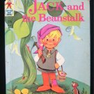 Jack and the Beanstalk Tip-Top Elf Book Rand McNally HC
