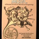 Music A Pictoral Archive of Woodcuts and Engravings SC