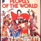 The Children's Book of Peoples of the World Usborne HC