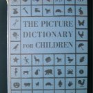 The Picture Dictionary for Children Garnette Watters HC