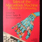 Tales of the Marvelous Macine Computing Taylor Green SC