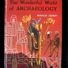 Wonderful World of Archaelology Jessup Vintage HC Rome