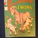 BillyWhiskers Twins Goats Vintage HC Elf Ronnie 1956