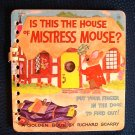 Is This the House of Mistress Mouse Richard Scarry 1981