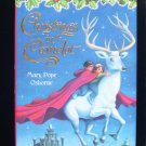 Christmas in Camelot Mary Pope Osborne First Edition HC