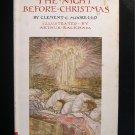 The Night Before Christmas Arthur Rackham HCDJ 1986