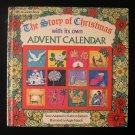 The Story of Christmas Advent Calendar Augie Napoli HC