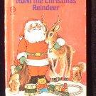 Noni the Christmas Reindeer Santa Claus Junior Elf Book