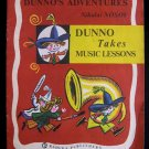 Dunno Takes Music Lessons Nikolai Nosov Vintage SC 1983