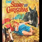 The Story of Christmas Whitman Michael Lowenbein 1965