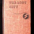 The Lost City Rick Brant Electronic Adventure Blaine HC