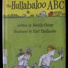 The Hullabaloo ABC Beverly Cleary Thollander Vintage
