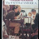 The Faith of America Norman Rockwell Fred Bauer HCDJ