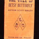 The Tale of Betsy Butterfly Tuck Me In Bailey Vintage
