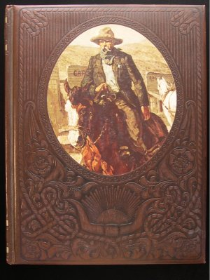 The Old West Time Life Lot of 8 Vintage History Book HC