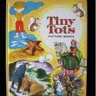 Tiny Tots Picture Books Bedtime Fairy Tales Vintage HC