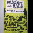 Seals for Sale Memling Edwards Vintage HC 1963 Herbert