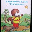 Charlie's Lost Treasure Chirinian Arnsteen What If Book