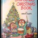 Little Critter's Christmas Book Mercer Mayer Santa 1989