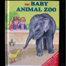 The Baby Animal Zoo Start Right Elf Vintage HC 1971