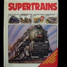 SuperTrains World Records Amazing Facts Engineer  1978