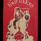 The Four Riders Charlotte Krum Horse Duck Goose Turkey