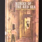 Rubies of the Red Sea Anne Mehdevi Adventure Vintage HC