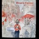 Evan's Corner Elizabeth Hill Nancy Grossman Vintage HC