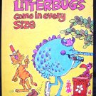Litterbugs Come in Every Size Giant Golden Book Bracke