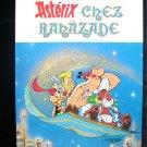 Asterix Chez Rahazade Goscinny Uderzo Comic HC 1987