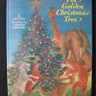 The Golden Christmas Tree Jan Wahl Weisgard Giant 1988