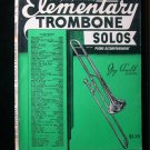 Everybody's Favorite Elementary Trombone Solos Arnold