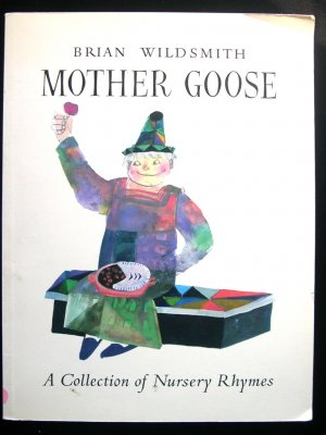 Mother Goose Nursery Rhymes Brian Wildsmith Vintage SC