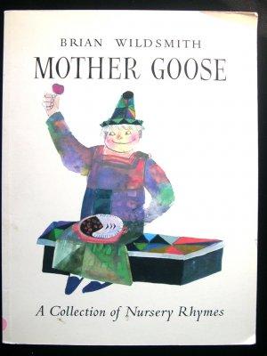Mother Goose Nursery Rhymes Brian Wildsmith Vintage SC