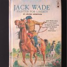 Jack Wade Fighter for Liberty Werstein Charleston 1963