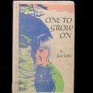 One to Grow On Chronic Liar Little Vintage Truth 1969