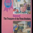 Rapunzel Treasure of the Three Brothers McCall Giant HC