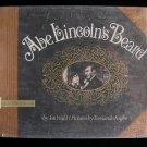 Abe Lincoln's Beard Jan Wahl Krahn HCDJ 1971 1st Print