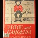 Eddie and Gardenia Pet Goat Carolyn Haywood Texas Ranch